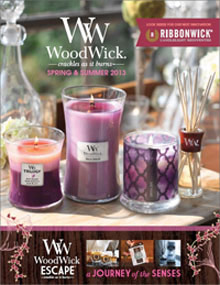 Picture of virginia candle company from Virginia Candle catalog