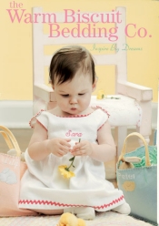 Picture of baby nursery ideas from Warm Biscuit Bedding catalog