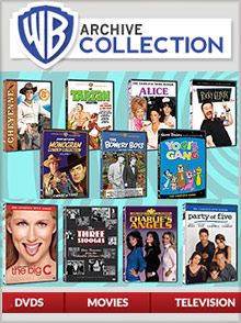 Picture of warner archive from Warner Bros. Archive Collection catalog