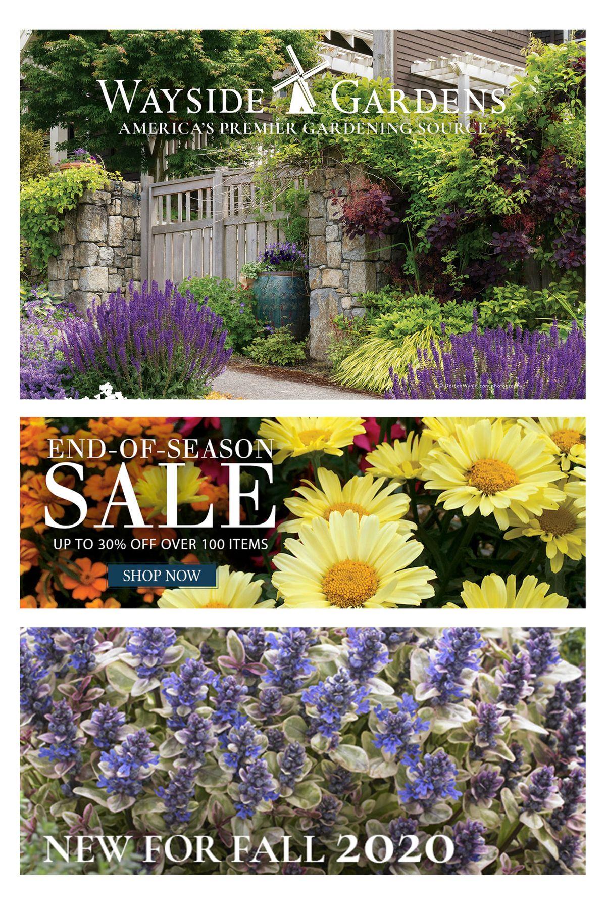 Wayside Gardens - J&P Park Acquisitions