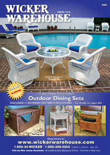 Picture of wicker warehouse from Wicker Warehouse catalog