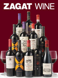 Picture of zagat wine from Zagat Wine catalog