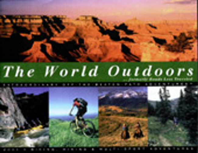 The World Outdoors Catalog Cover