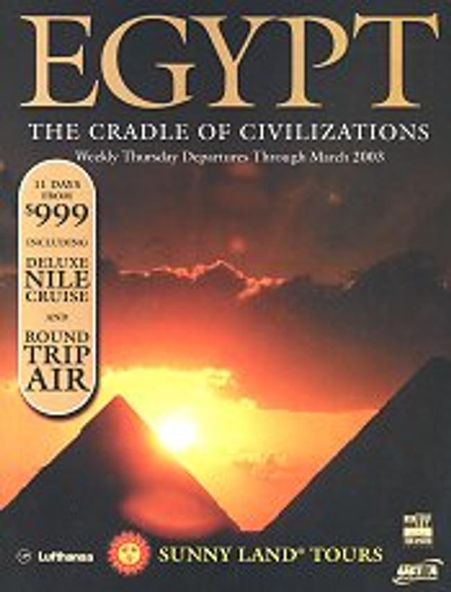 EgyptHotDeals.com Catalog Cover