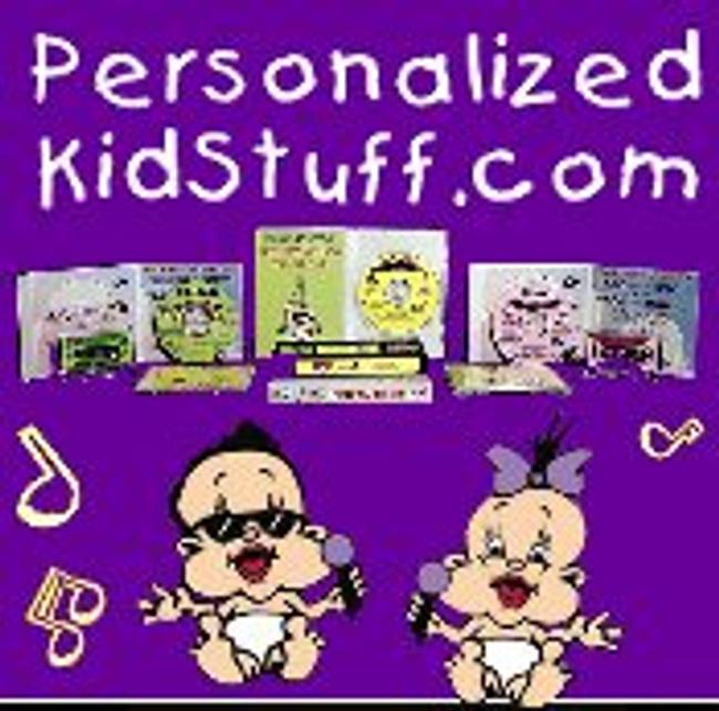 PersonalizedKidStuff.com Catalog Cover