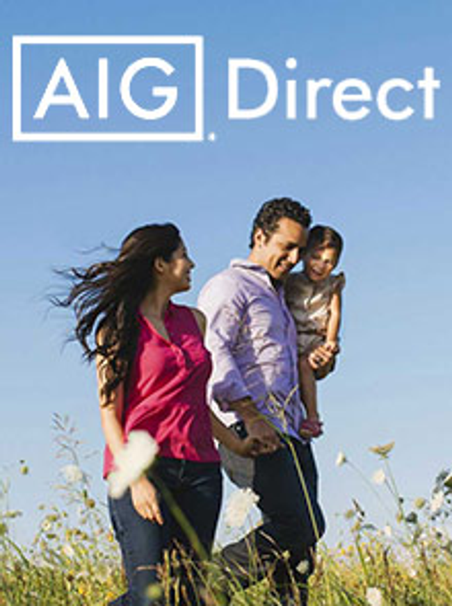 AIG Direct Catalog Cover