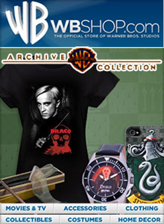 WBshop.com Catalog Cover