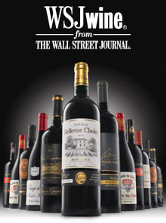 WSJwine Catalog Cover