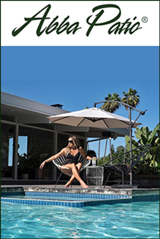 Abba Patio Catalog Cover