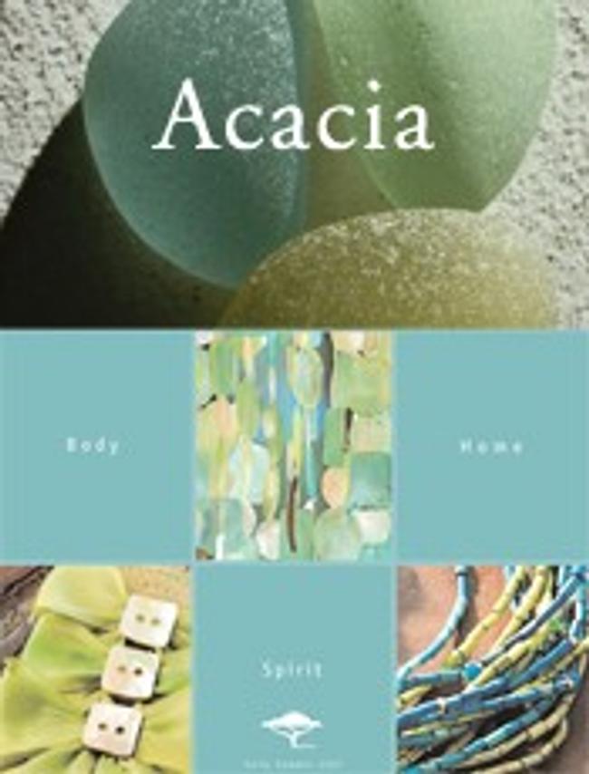 Acacia Catalog Catalog Cover