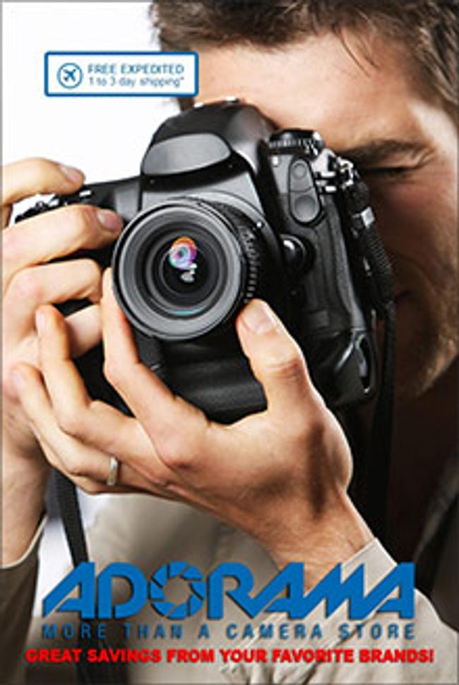 Adorama Camera Catalog Cover