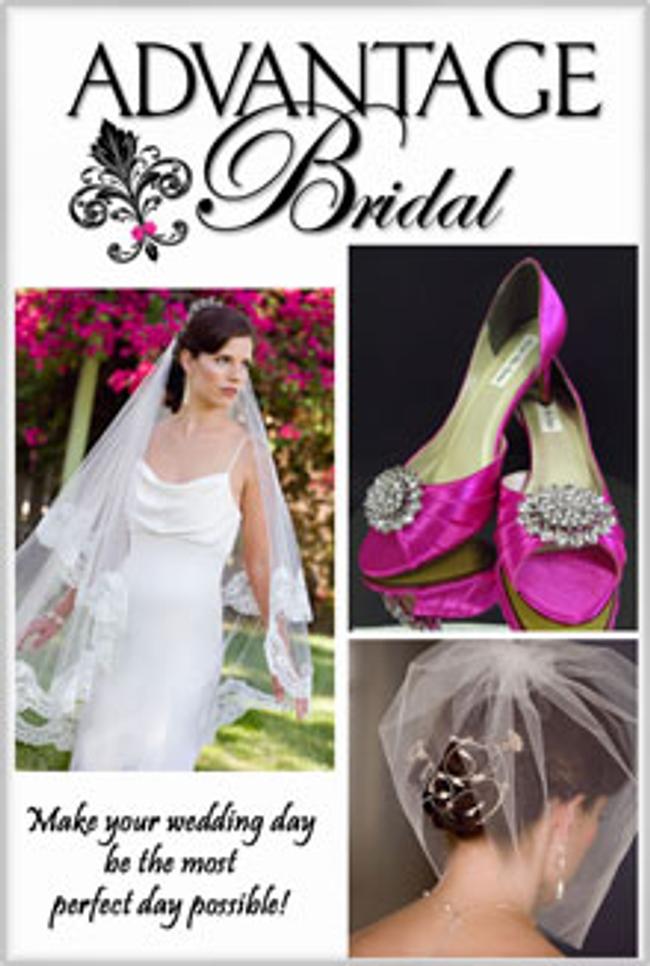 Advantage Bridal Catalog Cover