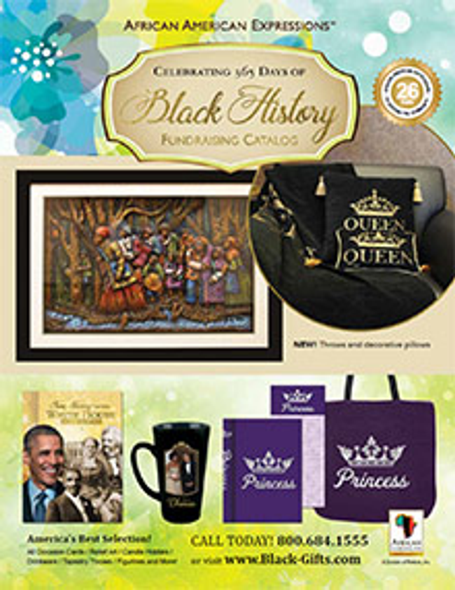 African American Expressions Catalog Cover