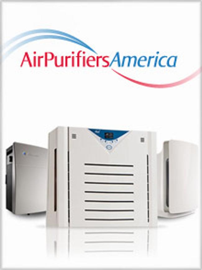 Air Purifier America Catalog Cover