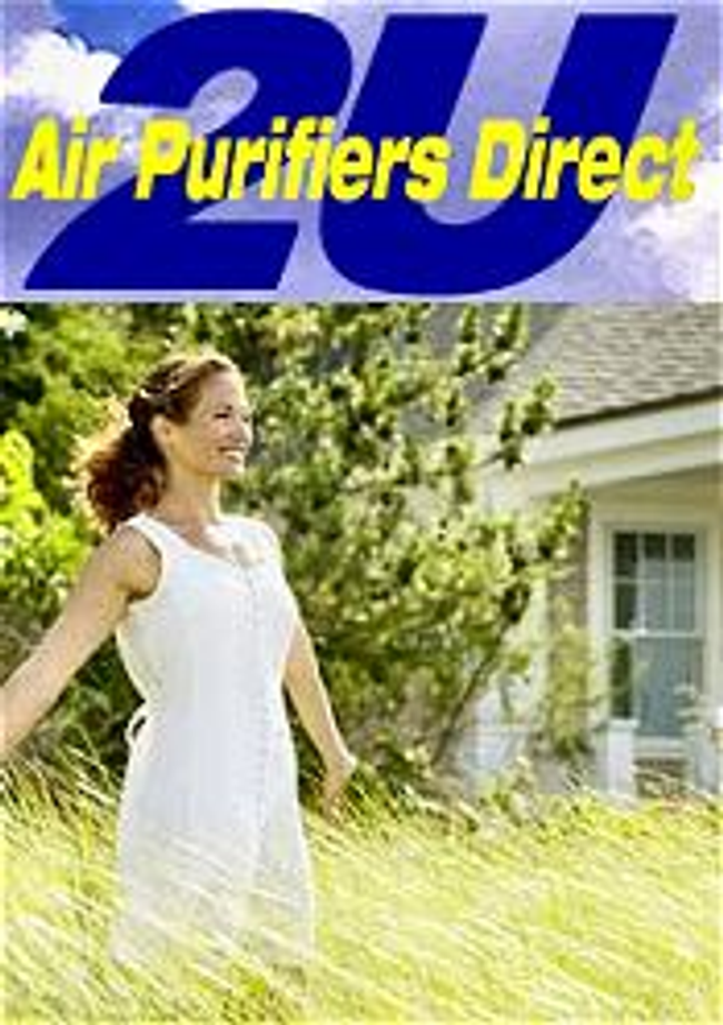 Air Purifiers Direct 2U Catalog Cover