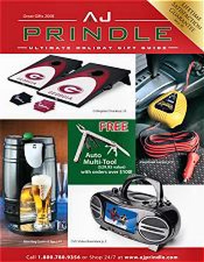 AJ Prindle Catalog Cover