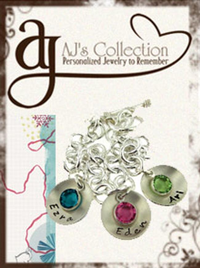 AJ's Collection Catalog Cover
