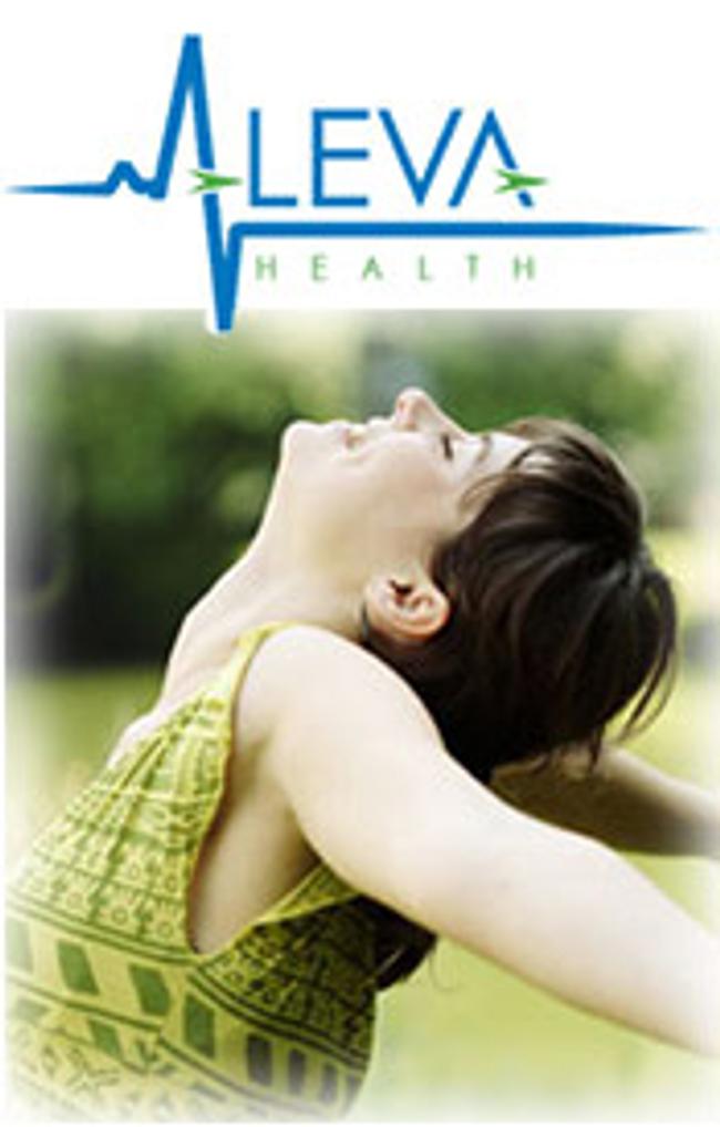 Aleva Health Catalog Cover