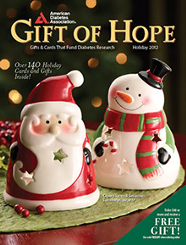 American Diabetes Catalog Cover