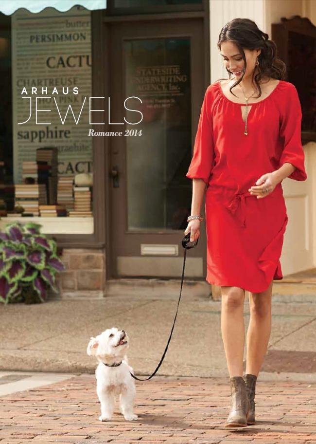 Arhaus Catalog Cover