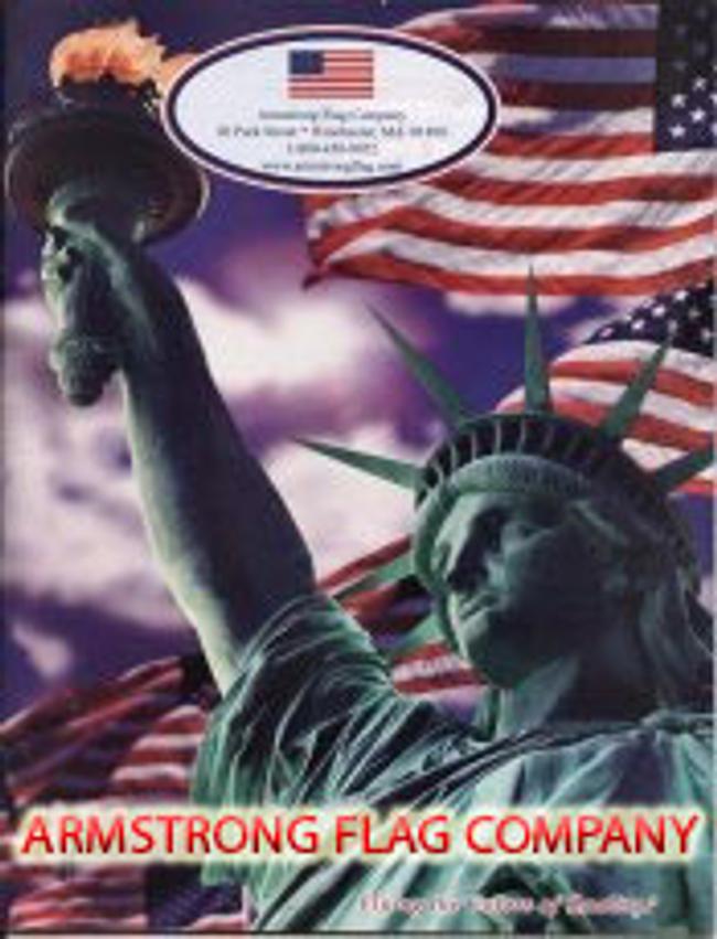 Armstrong Flag Company Catalog Cover