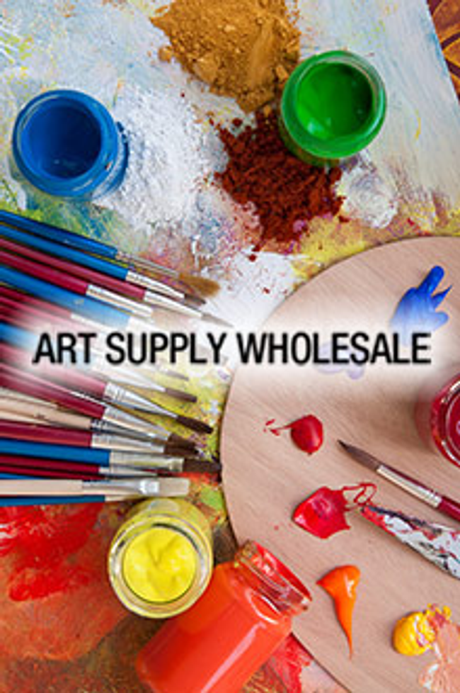 The Art Supply Wholesale Club Catalog Cover
