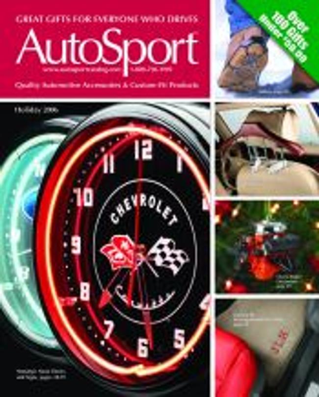AutoSportCatalog.com Catalog Cover