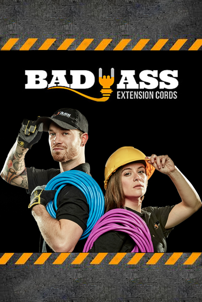Bad Ass Extension Cords Catalog Cover