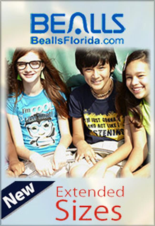 Bealls Kids Catalog Cover