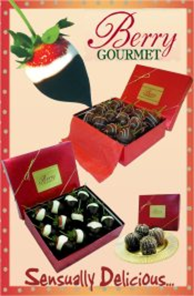 Berry Gourmet Catalog Cover