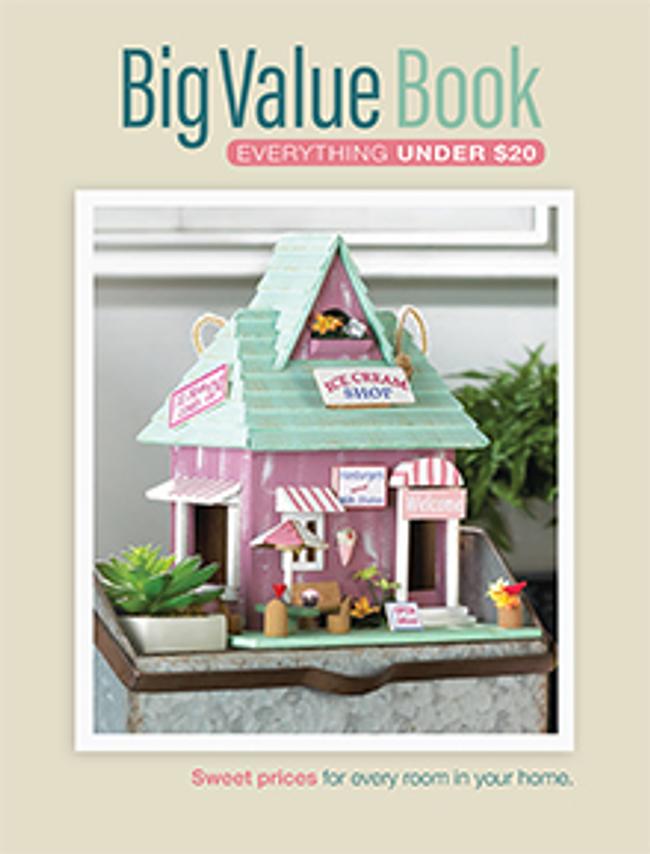 Big Value Book Catalog Cover