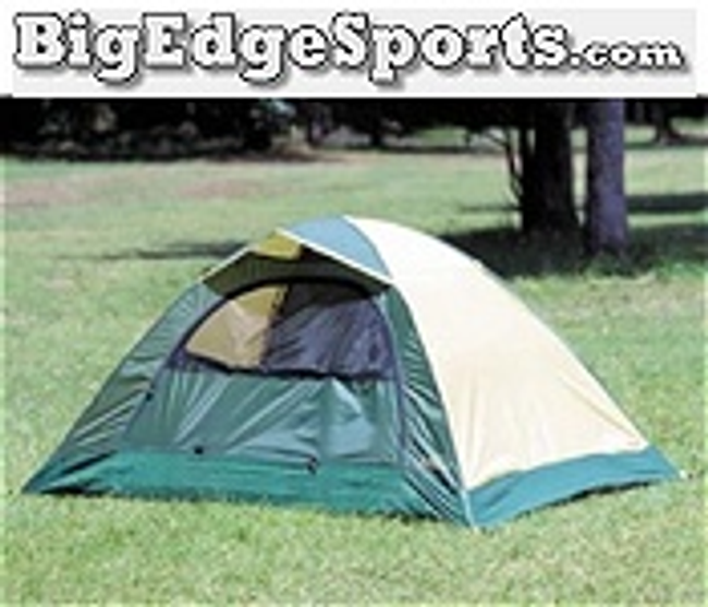Big Edge Camping and Hiking  Catalog Cover