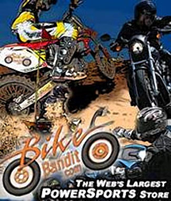 Bike Bandit Catalog Cover