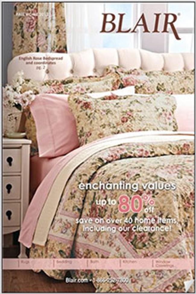 Blair Home Catalog Cover