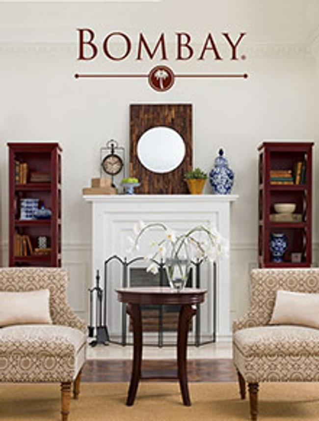 Bombay Company Catalog Cover