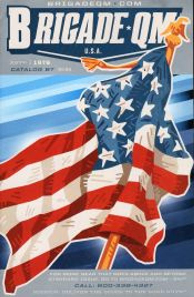 Brigade Quartermasters Catalog Cover