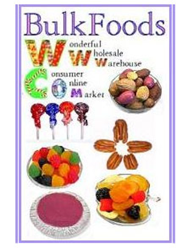 BulkFoods Catalog Cover