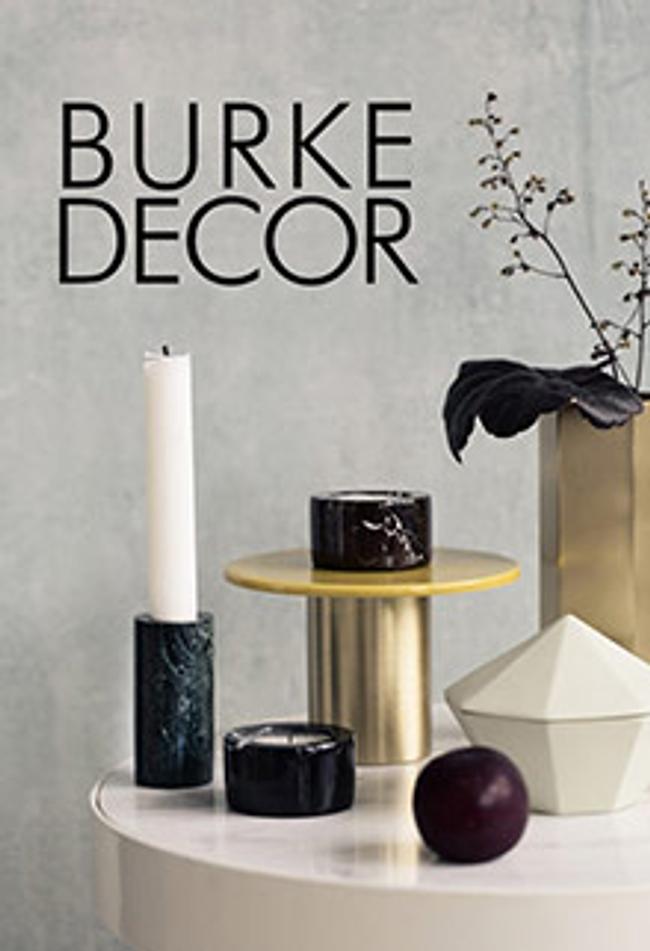 Burke Decor Catalog Cover