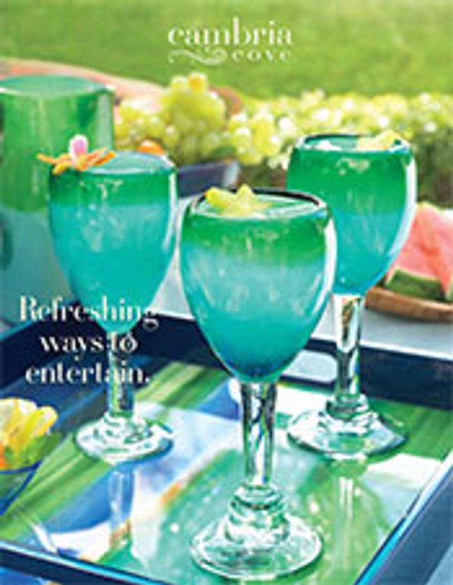 Cambria Cove Catalog Cover