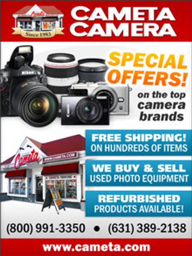 Cameta Camera Catalog Cover