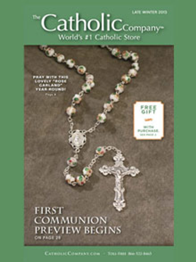 The Catholic Company Catalog Cover