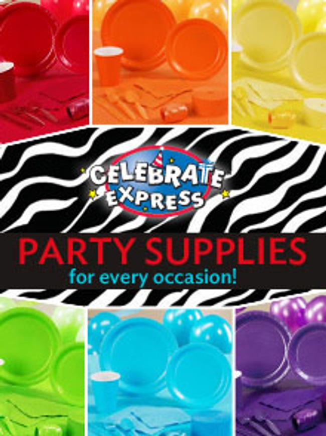 Celebrate Express Catalog Cover
