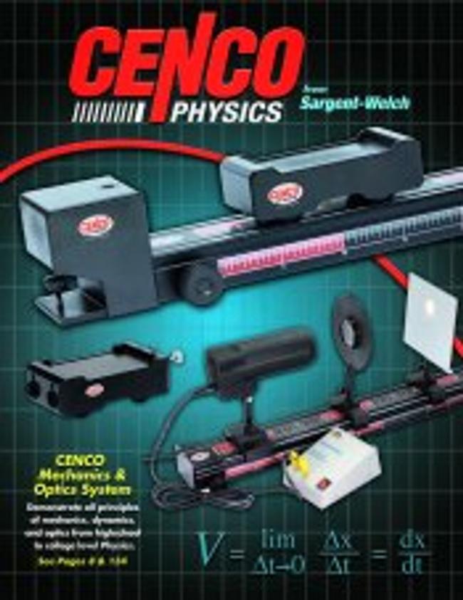 Cenco Catalog Cover