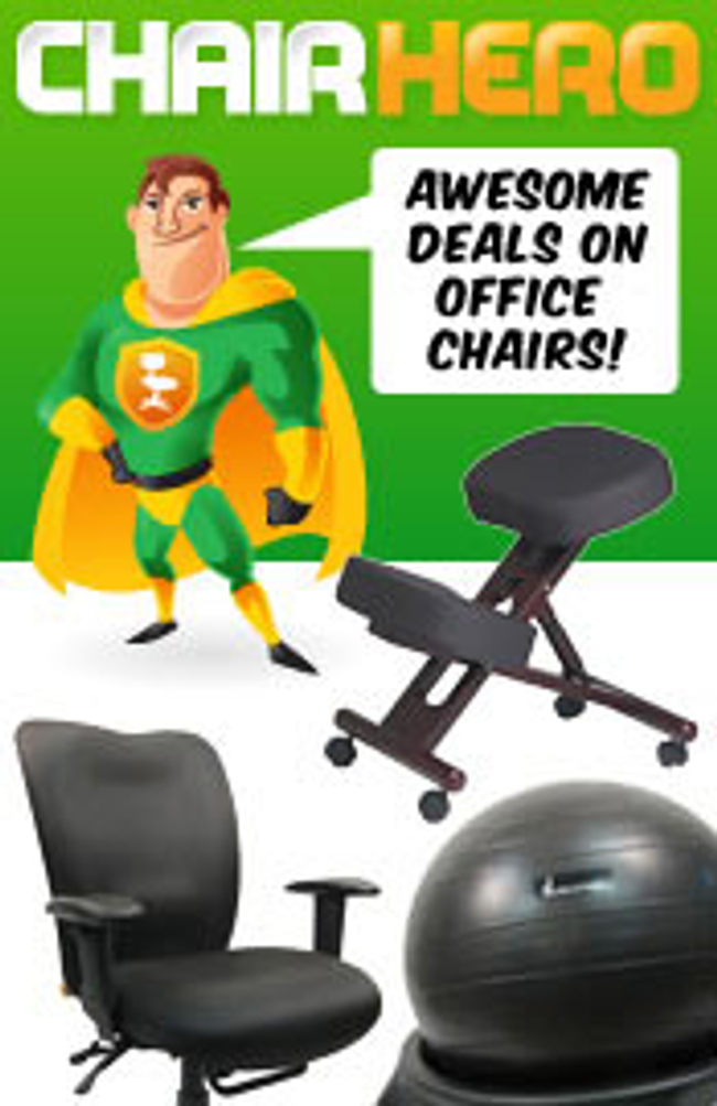Chair Hero Catalog Cover
