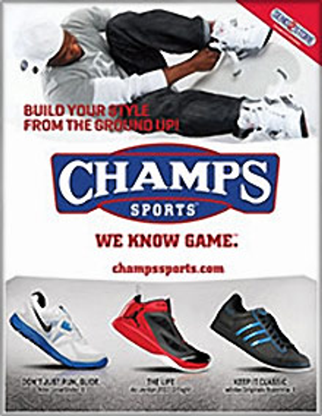 Champs Catalog Cover