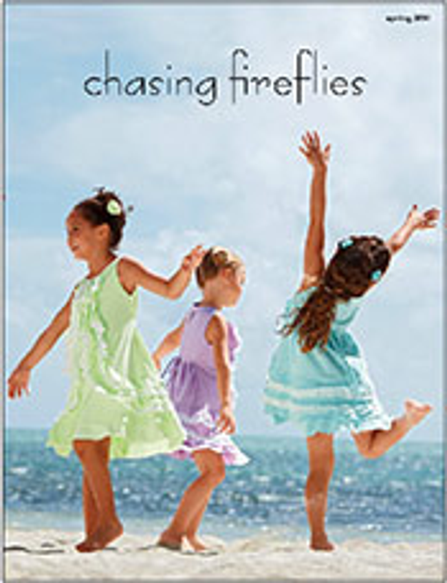 Chasing Fireflies Catalog Cover