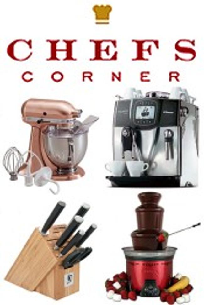 The Chef's Corner Catalog Cover