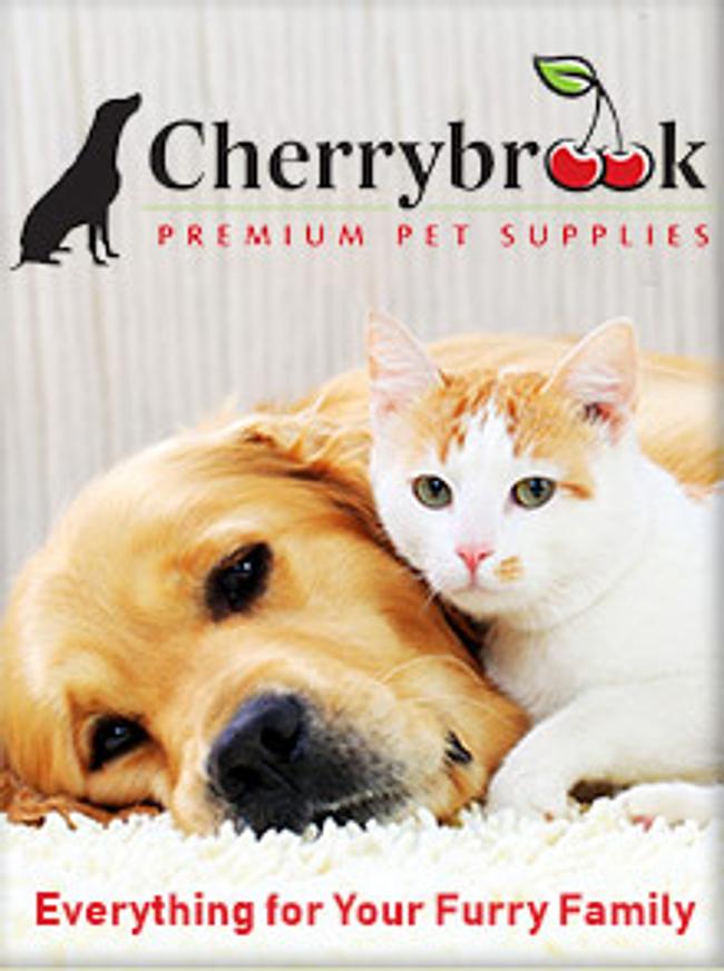 Cherrybrook Catalog Cover
