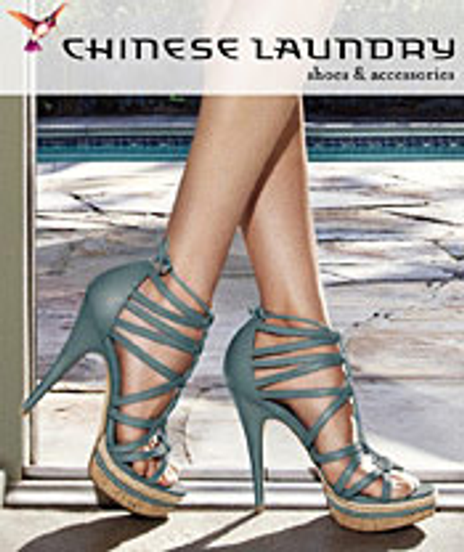 Chinese Laundry Catalog Cover