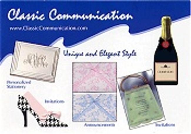 Classic Communication Catalog Cover